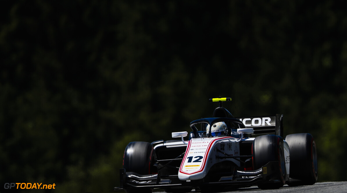 FIA Formula 2 RED BULL RING, AUSTRIA - JUNE 28: Juan Manuel Correa (USA, SAUBER JUNIOR TEAM BY CHAROUZ) during the Spielberg at Red Bull Ring on June 28, 2019 in Red Bull Ring, Austria. (Photo by Jerry Andre / LAT Images / FIA F2 Championship) FIA Formula 2 Jerry Andre  Austria  Action