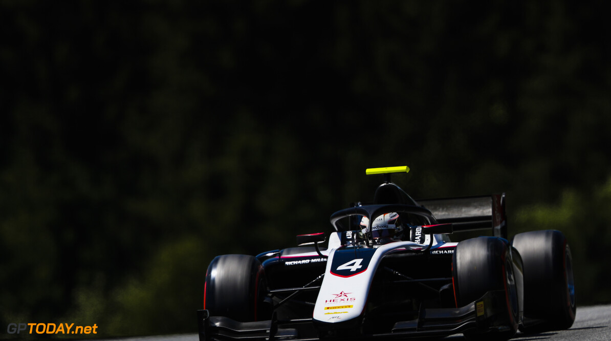FIA Formula 2 RED BULL RING, AUSTRIA - JUNE 28: Nyck De Vries (NLD, ART GRAND PRIX) during the Spielberg at Red Bull Ring on June 28, 2019 in Red Bull Ring, Austria. (Photo by Jerry Andre / LAT Images / FIA F2 Championship) FIA Formula 2 Jerry Andre  Austria  Action