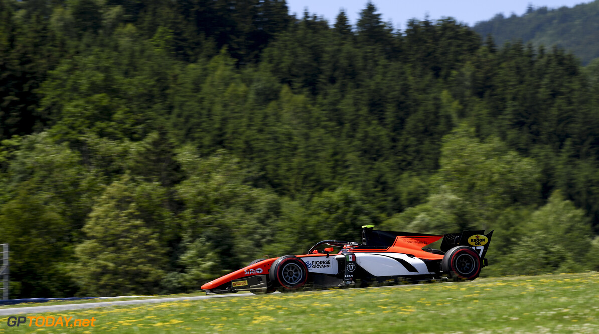 FIA Formula 2 RED BULL RING, AUSTRIA - JUNE 28: Patricio O'Ward (USA, MP MOTORSPORT) during the Spielberg at Red Bull Ring on June 28, 2019 in Red Bull Ring, Austria. (Photo by Jerry Andre / LAT Images / FIA F2 Championship) FIA Formula 2 Jerry Andre  Austria  Action
