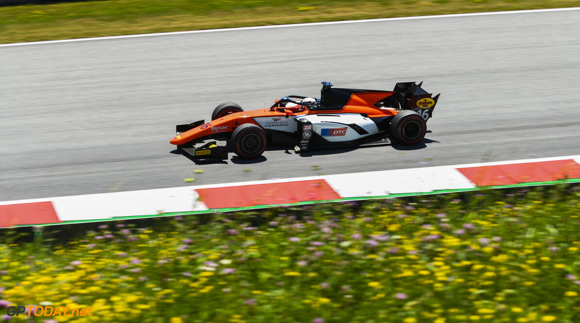 FIA Formula 2 RED BULL RING, AUSTRIA - JUNE 28: Jordan King (GBR, MP MOTORSPORT) during the Spielberg at Red Bull Ring on June 28, 2019 in Red Bull Ring, Austria. (Photo by Jerry Andre / LAT Images / FIA F2 Championship) FIA Formula 2 Jerry Andre  Austria  Action