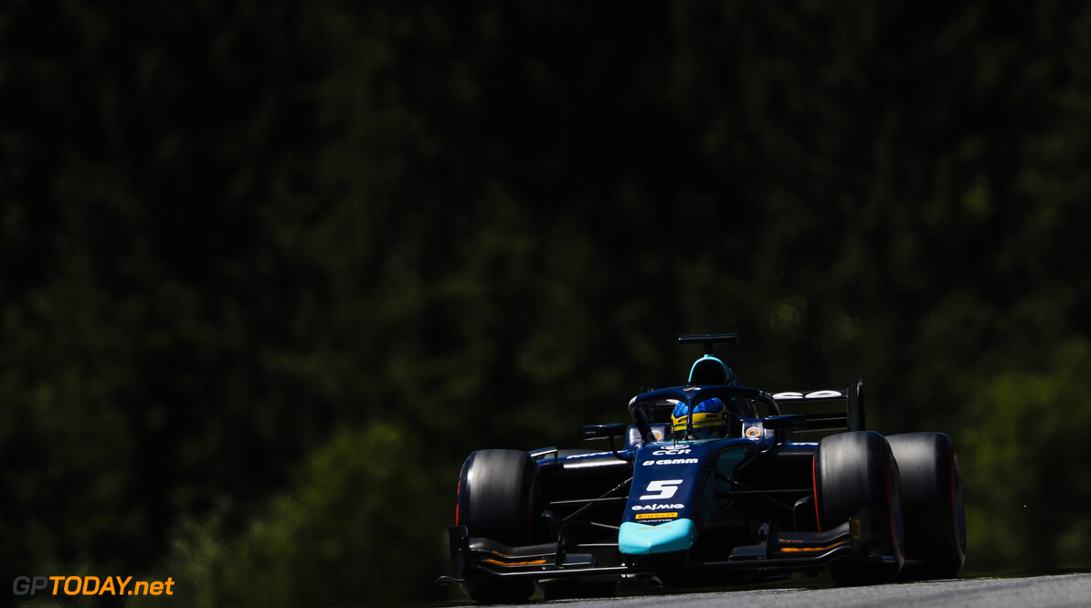 FIA Formula 2 RED BULL RING, AUSTRIA - JUNE 28: Sergio Sette Camara (BRA, DAMS) during the Spielberg at Red Bull Ring on June 28, 2019 in Red Bull Ring, Austria. (Photo by Jerry Andre / LAT Images / FIA F2 Championship) FIA Formula 2 Jerry Andre  Austria  Action