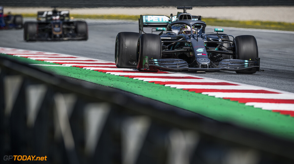 Hamilton to start from fourth despite three-place grid penalty