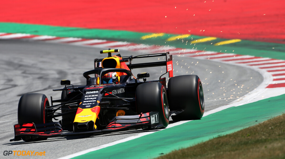 Formula One World Championship Pierre Gasly (FRA), Red Bull Racing  29.06.2019. Formula 1 World Championship, Rd 9, Austrian Grand Prix, Spielberg, Austria, Qualifying Day. - www.xpbimages.com, EMail: requests@xpbimages.com - copy of publication required for printed pictures. Every used picture is fee-liable. (C) Copyright: Charniaux / XPB Images Motor Racing - Formula One World Championship - Austrian Grand Prix - Qualifying Day - Spielberg, Austria xpbimages.com Spielberg Austria  Formel1 Formel F1 Formula 1 Formula1 GP Grand Prix one Circuit Austria Austrian Spielberg Zeltweg Saturday June 29 06 6 2019 Practice Action Track