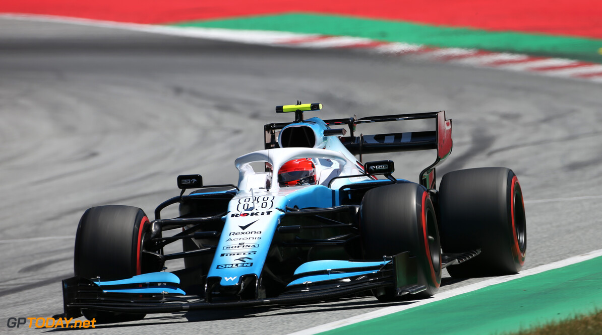 Formula One World Championship Robert Kubica (POL), Williams F1 Team  29.06.2019. Formula 1 World Championship, Rd 9, Austrian Grand Prix, Spielberg, Austria, Qualifying Day. - www.xpbimages.com, EMail: requests@xpbimages.com - copy of publication required for printed pictures. Every used picture is fee-liable. (C) Copyright: Charniaux / XPB Images Motor Racing - Formula One World Championship - Austrian Grand Prix - Qualifying Day - Spielberg, Austria xpbimages.com Spielberg Austria  Formel1 Formel F1 Formula 1 Formula1 GP Grand Prix one Circuit Austria Austrian Spielberg Zeltweg Saturday June 29 06 6 2019 Practice Action Track