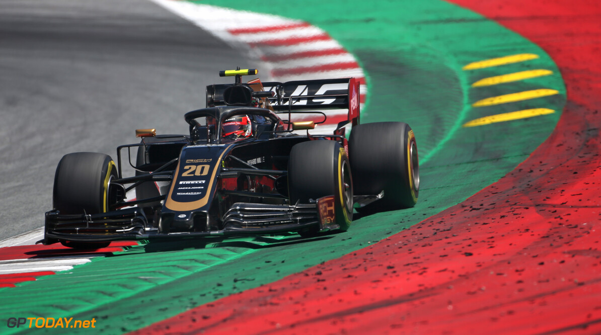 Formula One World Championship Kevin Magnussen (DEN), Haas F1 Team  29.06.2019. Formula 1 World Championship, Rd 9, Austrian Grand Prix, Spielberg, Austria, Qualifying Day. - www.xpbimages.com, EMail: requests@xpbimages.com - copy of publication required for printed pictures. Every used picture is fee-liable. (C) Copyright: Charniaux / XPB Images Motor Racing - Formula One World Championship - Austrian Grand Prix - Qualifying Day - Spielberg, Austria xpbimages.com Spielberg Austria  Formel1 Formel F1 Formula 1 Formula1 GP Grand Prix one Circuit Austria Austrian Spielberg Zeltweg Saturday June 29 06 6 2019 Practice Action Track