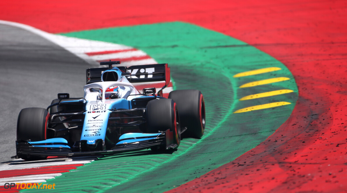 Formula One World Championship George Russell (GBR), Williams F1 Team  29.06.2019. Formula 1 World Championship, Rd 9, Austrian Grand Prix, Spielberg, Austria, Qualifying Day. - www.xpbimages.com, EMail: requests@xpbimages.com - copy of publication required for printed pictures. Every used picture is fee-liable. (C) Copyright: Charniaux / XPB Images Motor Racing - Formula One World Championship - Austrian Grand Prix - Qualifying Day - Spielberg, Austria xpbimages.com Spielberg Austria  Formel1 Formel F1 Formula 1 Formula1 GP Grand Prix one Circuit Austria Austrian Spielberg Zeltweg Saturday June 29 06 6 2019 Practice Action Track