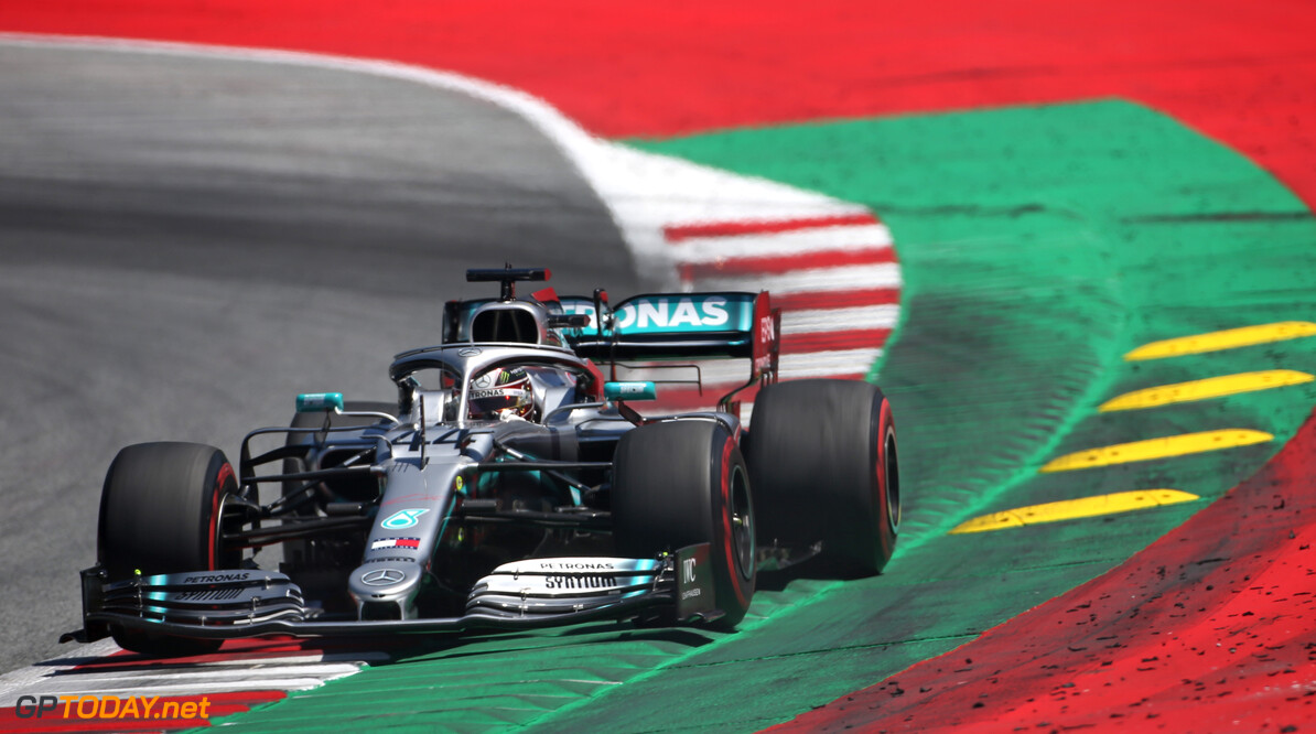 Formula One World Championship Lewis Hamilton (GBR), Mercedes AMG F1   29.06.2019. Formula 1 World Championship, Rd 9, Austrian Grand Prix, Spielberg, Austria, Qualifying Day. - www.xpbimages.com, EMail: requests@xpbimages.com - copy of publication required for printed pictures. Every used picture is fee-liable. (C) Copyright: Charniaux / XPB Images Motor Racing - Formula One World Championship - Austrian Grand Prix - Qualifying Day - Spielberg, Austria xpbimages.com Spielberg Austria  Formel1 Formel F1 Formula 1 Formula1 GP Grand Prix one Circuit Austria Austrian Spielberg Zeltweg Saturday June 29 06 6 2019 Practice Action Track