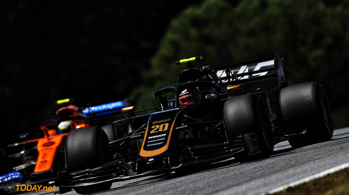 Magnussen didn't expect set-up change to work ahead of qualifying