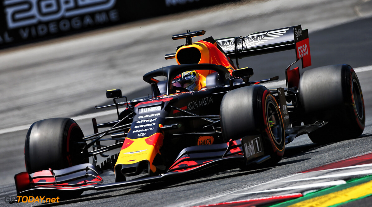 Has Red Bull found a breakthrough with its front wing?