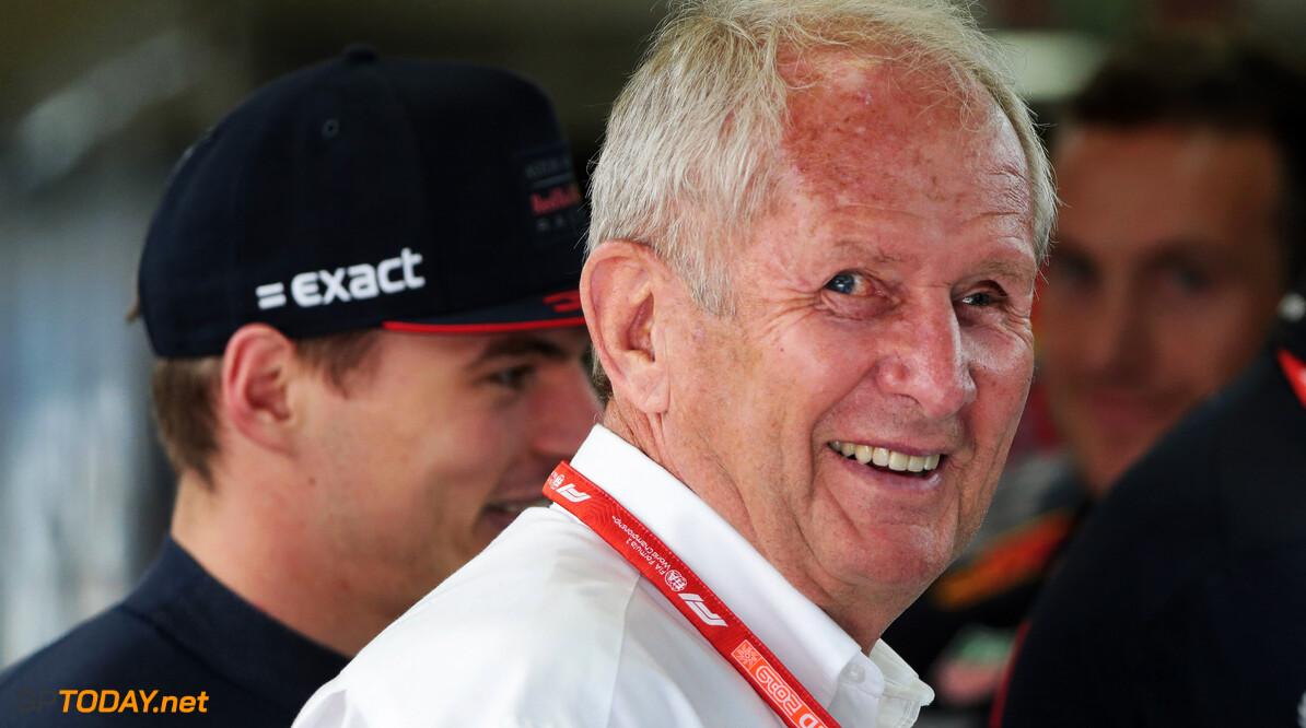 """Helmut Marko: """"Overwogen vertrek uit F1 als winst in Oostenrijk was afgenomen"""""""