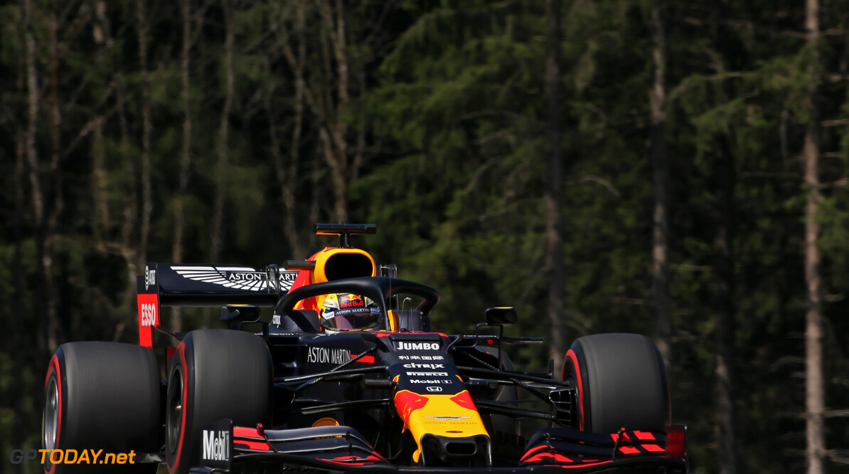 Formula One World Championship Max Verstappen (NLD), Red Bull Racing  29.06.2019. Formula 1 World Championship, Rd 9, Austrian Grand Prix, Spielberg, Austria, Qualifying Day. - www.xpbimages.com, EMail: requests@xpbimages.com - copy of publication required for printed pictures. Every used picture is fee-liable. (C) Copyright: Charniaux / XPB Images Motor Racing - Formula One World Championship - Austrian Grand Prix - Qualifying Day - Spielberg, Austria xpbimages.com Spielberg Austria  Formel1 Formel F1 Formula 1 Formula1 GP Grand Prix one Circuit Austria Austrian Spielberg Zeltweg Saturday June 29 06 6 2019 Qualifying Action Track