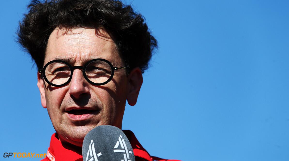 """Binotto: """"Beter voor de Formule 1 dat we niet in protest gaan tegen besluit"""""""
