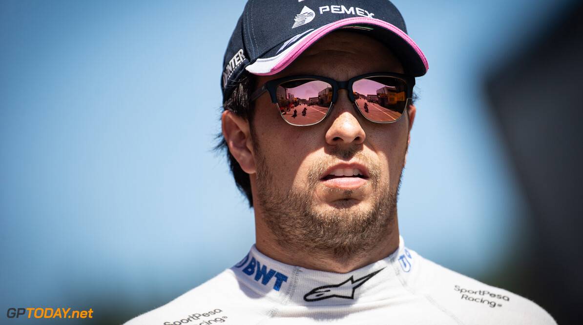 Perez expects Mexican GP future to be decided 'very soon'