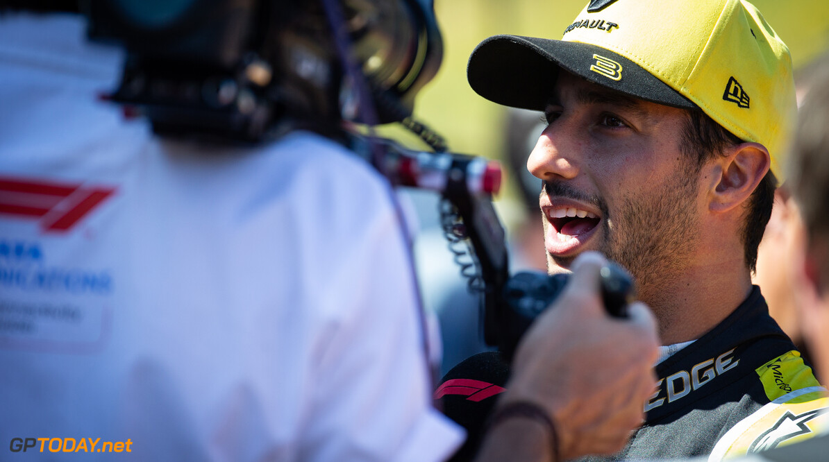 Something 'fundamentally wrong' with car in qualifying - Ricciardo