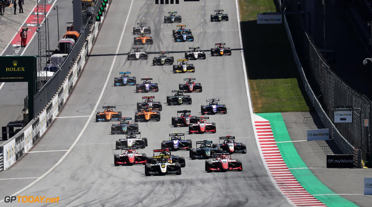 FIA F3 car to contest Macau race in November