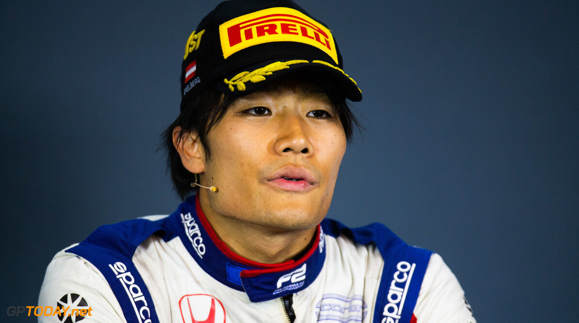 FIA Formula 2 RED BULL RING, AUSTRIA - JUNE 29: Nobuharu Matsushita (JPN, CARLIN) Nobuharu Matsushita (JPN, CARLIN) during the Spielberg at Red Bull Ring on June 29, 2019 in Red Bull Ring, Austria. (Photo by Joe Portlock / LAT Images / FIA F2 Championship) FIA Formula 2 Joe Portlock  Austria  FIA Formula 2