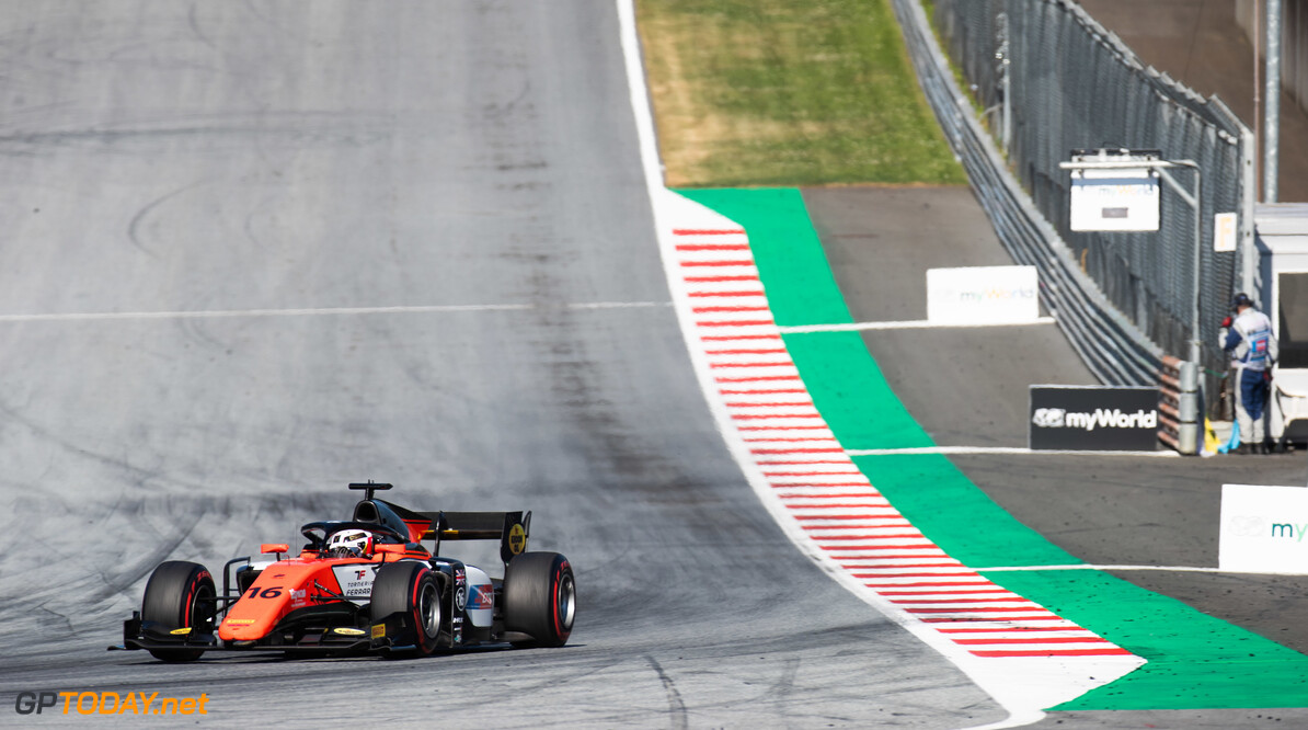 FIA Formula 2 RED BULL RING, AUSTRIA - JUNE 29: Jordan King (GBR, MP MOTORSPORT) during the Spielberg at Red Bull Ring on June 29, 2019 in Red Bull Ring, Austria. (Photo by Joe Portlock / LAT Images / FIA F2 Championship) FIA Formula 2 Joe Portlock  Austria  FIA Formula 2