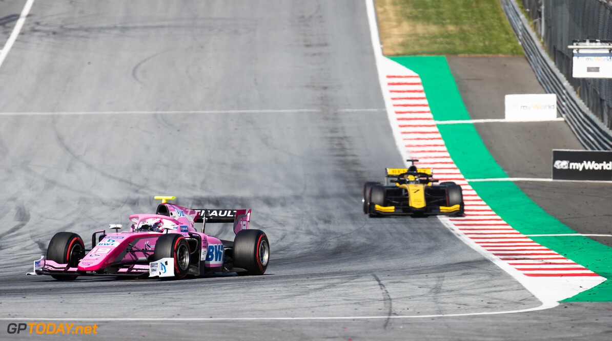 FIA Formula 2 RED BULL RING, AUSTRIA - JUNE 29: Anthoine Hubert (FRA, BWT ARDEN) during the Spielberg at Red Bull Ring on June 29, 2019 in Red Bull Ring, Austria. (Photo by Joe Portlock / LAT Images / FIA F2 Championship) FIA Formula 2 Joe Portlock  Austria  FIA Formula 2