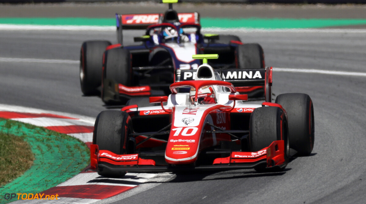 FIA Formula 2 RED BULL RING, AUSTRIA - JUNE 30: Sean Gelael (IDN,PREMA RACING) during the Spielberg at Red Bull Ring on June 30, 2019 in Red Bull Ring, Austria. (Photo by Jerry Andre / LAT Images / FIA F2 Championship) FIA Formula 2 Jerry Andre  Austria  action race
