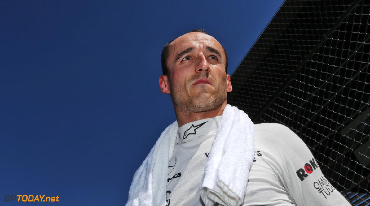 'Technische problemen' bij F1 maken Robert Kubica Driver of the Day