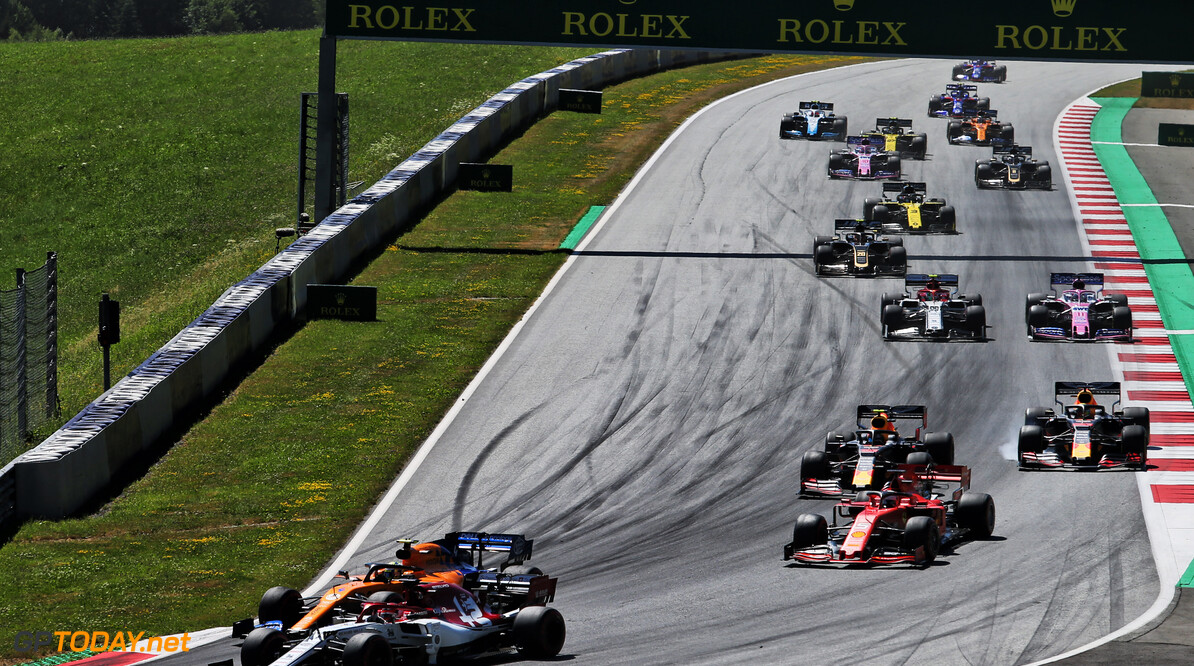 F1 confirms plans to start 2020 season in July