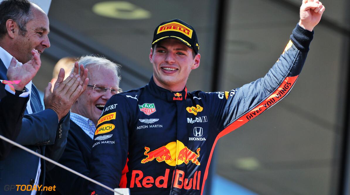 Verstappen survives stewards investigation to retain victory