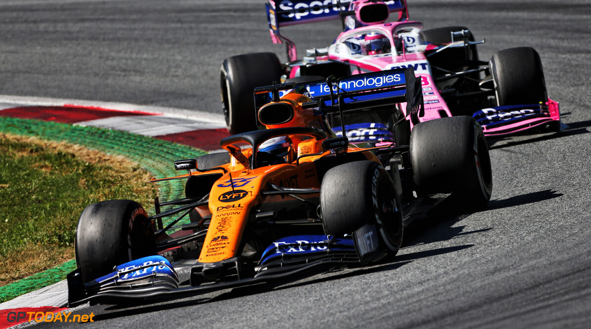 Sainz: McLaren's race pace was 'very special'