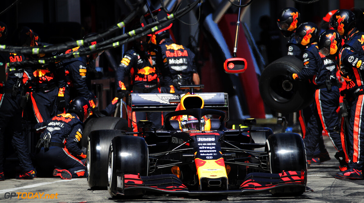 <b>Video:</b> Red Bull performs the fastest ever F1 pit stop