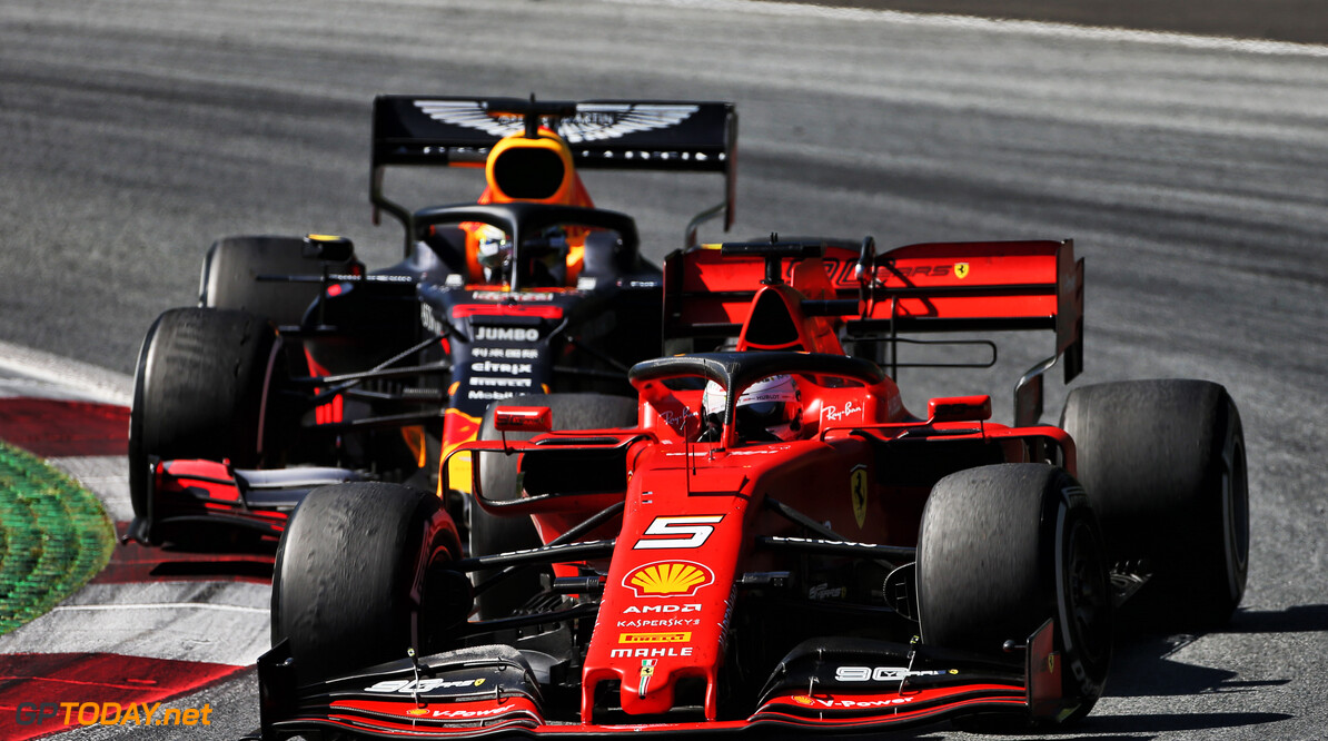 """Vettel redelijk tevreden met P4: """"Zullen op gegeven moment winnende auto hebben"""""""