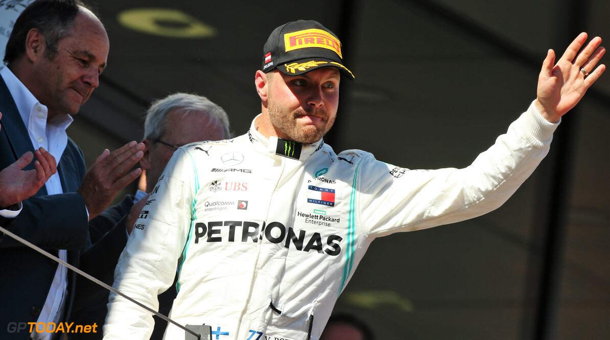 Bottas: I must learn from inevitable mistakes