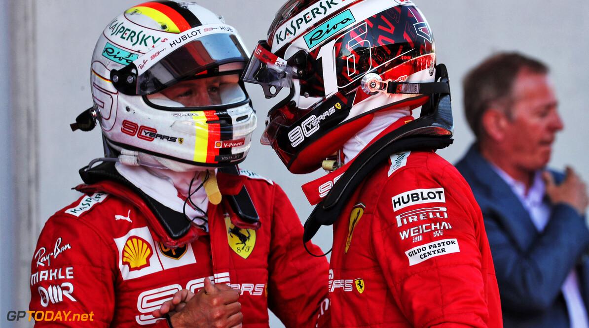 "Valsecchi: ""Vettel ligt 's nachts wakker van snelheid Leclerc"""