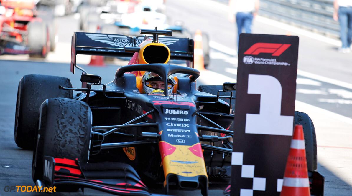 """Max Verstappen: """"Oostenrijk was mijn beste race van het jaar"""""""