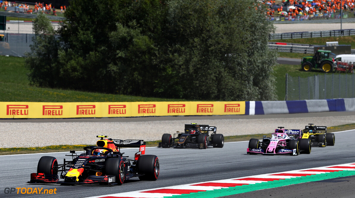 Austrian GP in July approved by government