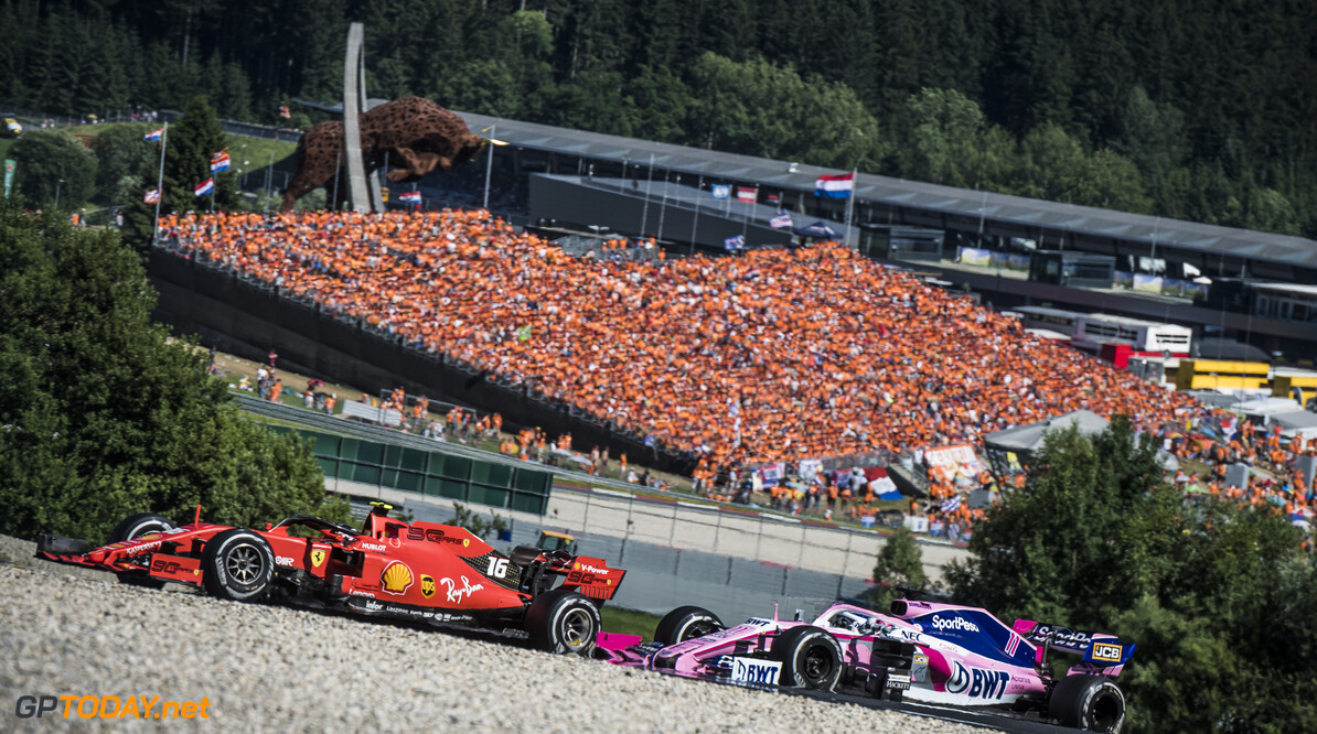 Return to racing in Austria in July 'plausible' - Szafnauer