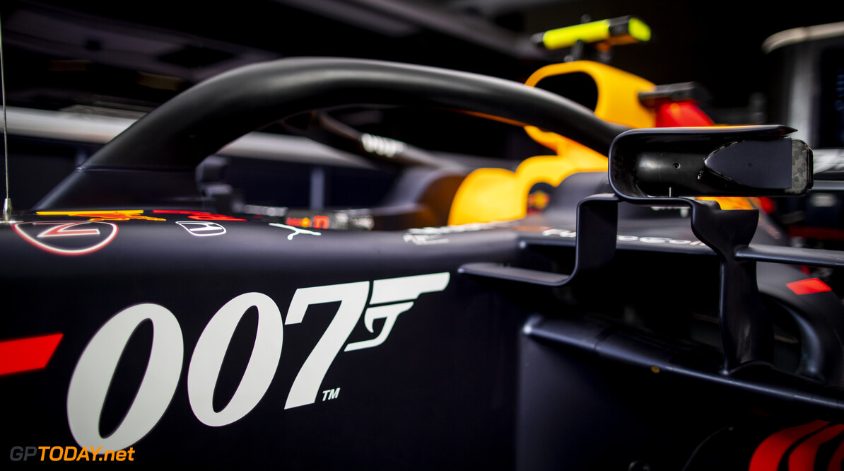 Red Bull to run one-off James Bond livery at British Grand Prix