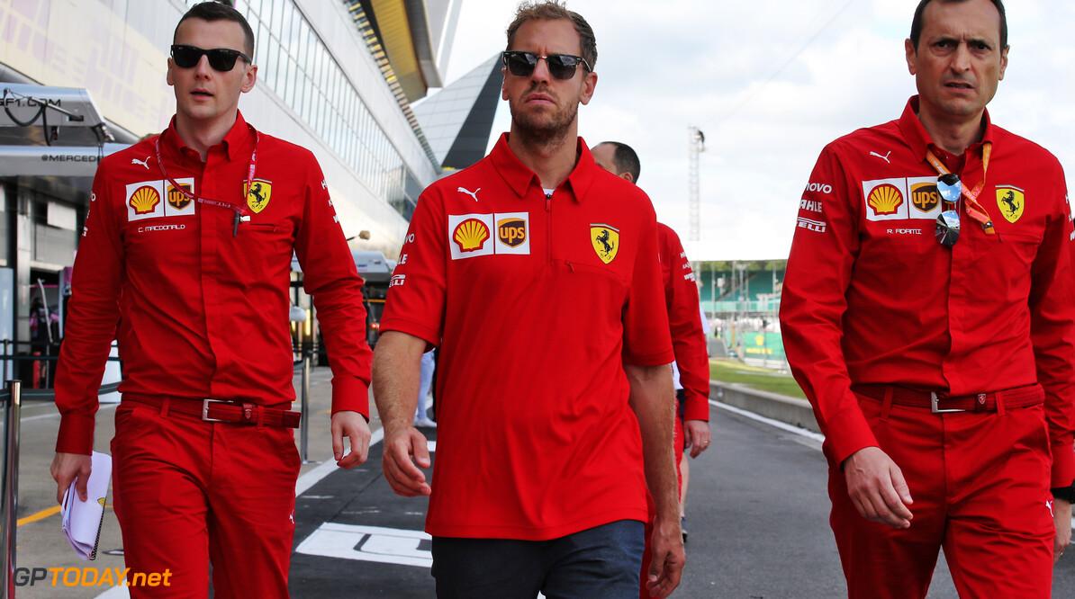 Vettel laat beslissing over toekomst in F1 deels afhangen van reglementen 2021