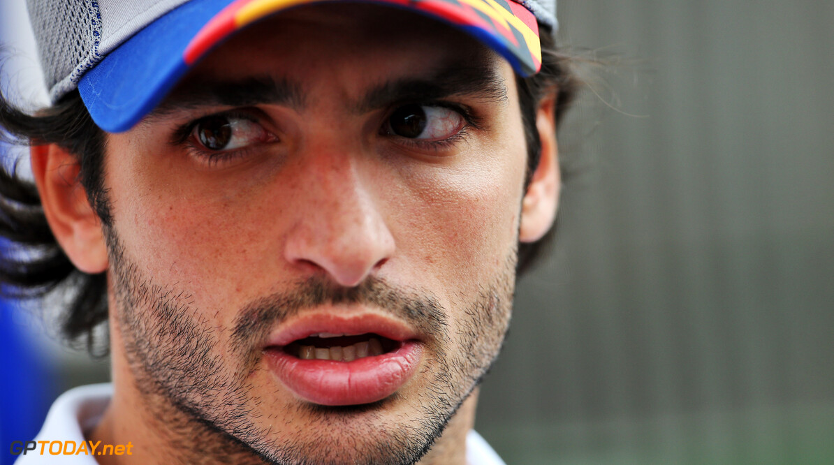 Sainz not expecting to beat Gasly in championship standings