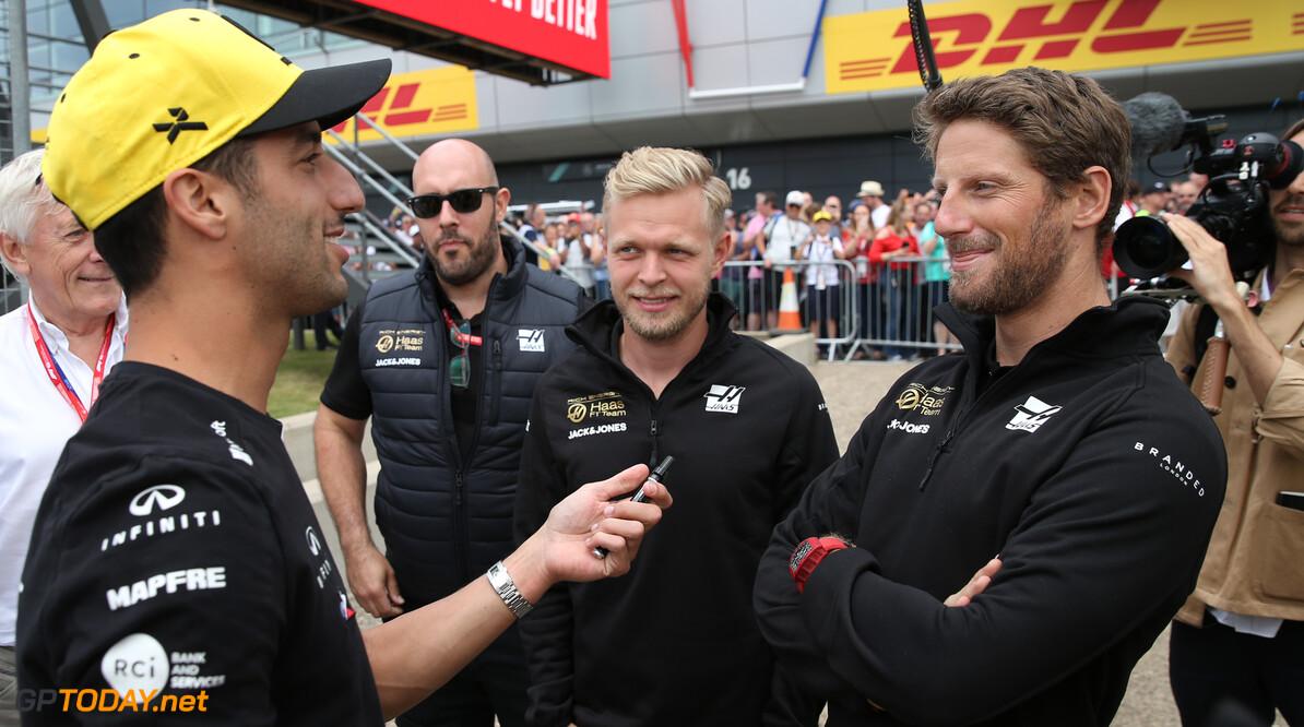 <b>Rapport Groot-Brittannië 2019</b>: Grosjean en Magnussen laten zien hoe het niet moet