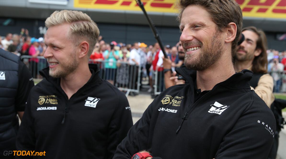 <b>Officieel</b>: Grosjean en Magnussen ook in 2020 bij Haas F1