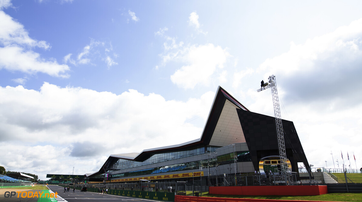 FIA Formula 2 SILVERSTONE, UNITED KINGDOM - JULY 11: Silverstone Wing during the Silverstone at Silverstone on July 11, 2019 in Silverstone, United Kingdom. (Photo by Joe Portlock / LAT Images / FIA F2 Championship) FIA Formula 2 Joe Portlock  United Kingdom  FIA Formula 2