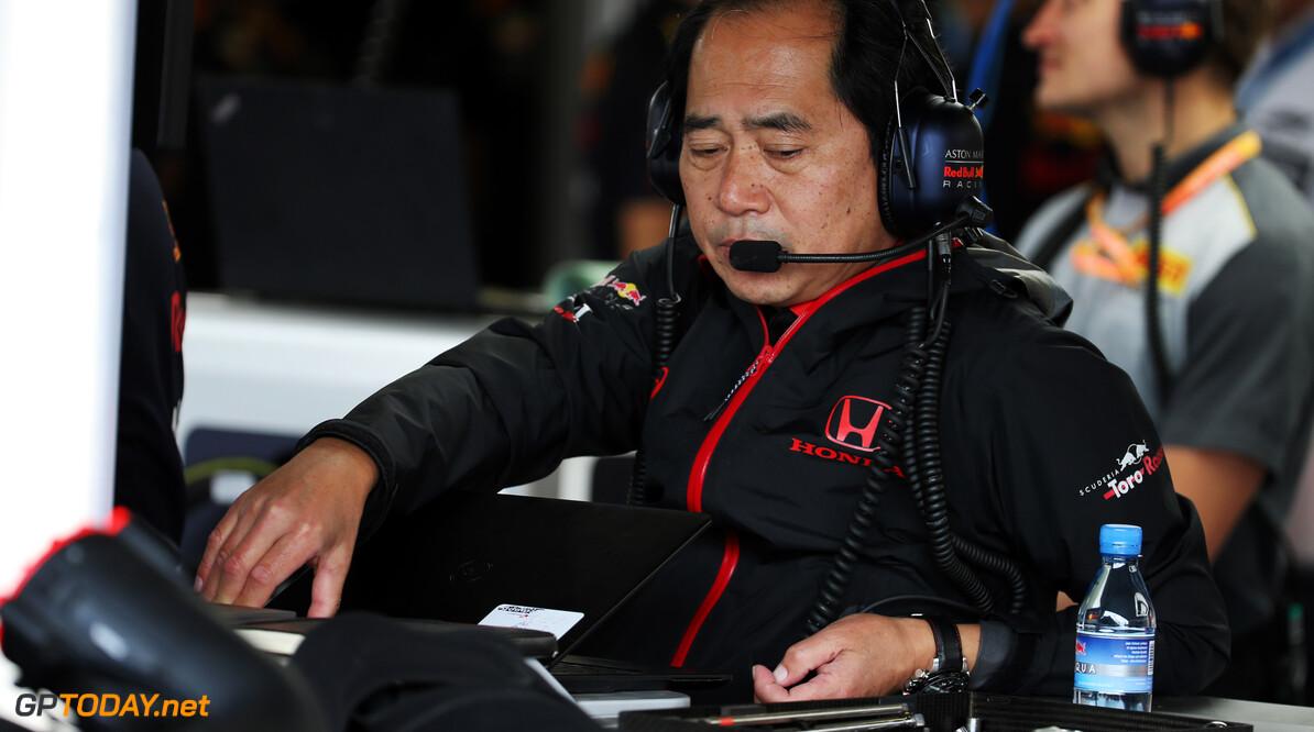 """Honda: """"Race verraadt dat Mercedes nog een voorsprong heeft op Red Bull"""""""