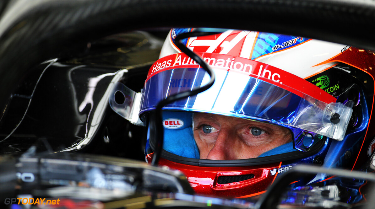 Grosjean thought he was 'definitely' in Q3 after Q1 pace