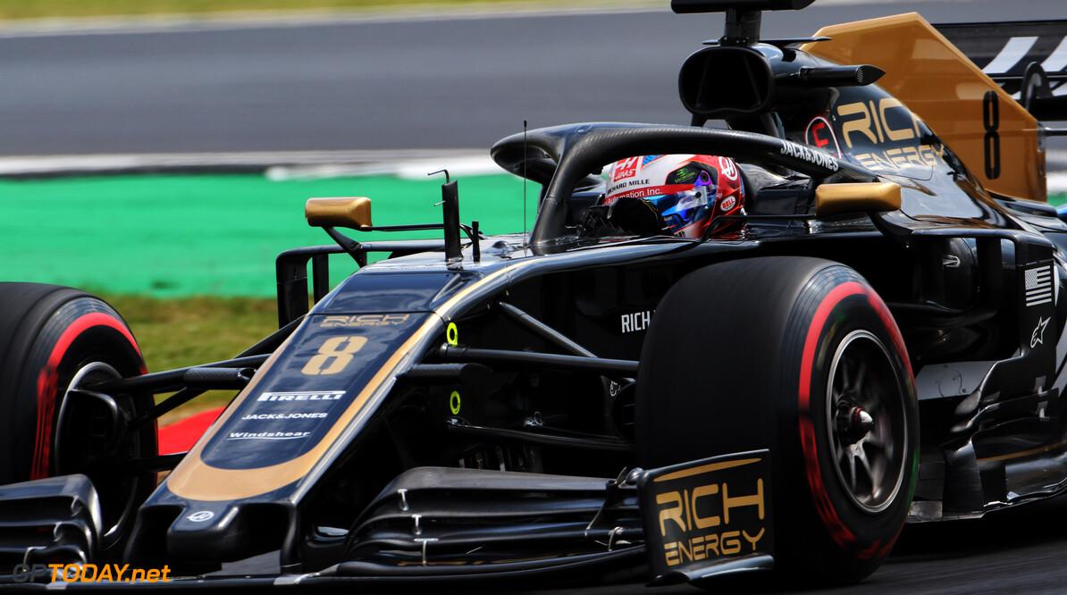 Grosjean to use Australia-spec Haas again in Germany