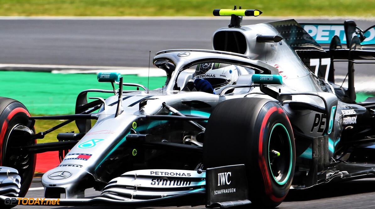 <strong>FP2:</strong> Bottas edges Hamilton to lead Mercedes 1-2