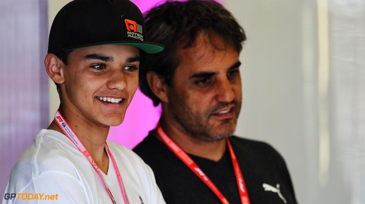 Montoya 'looking forward' to seeing son Sebastian race Mick Schumacher