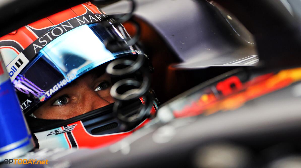 Horner lovend over prestaties Gasly tijdens Britse Grand Prix