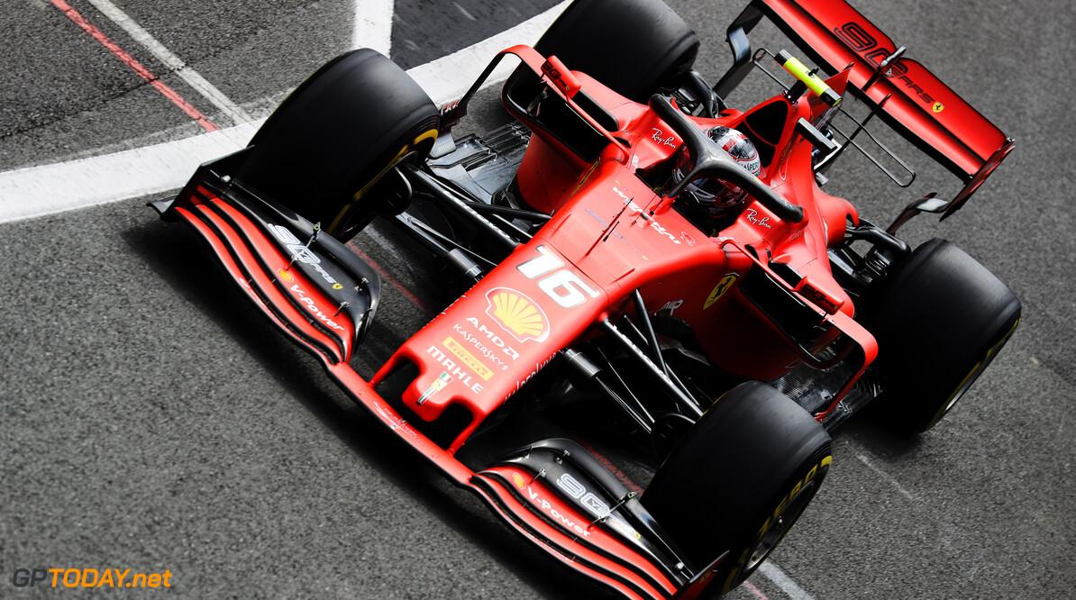 <b>VT3</b>: Leclerc en Vettel voeren derde training op Silverstone aan, Verstappen vijfde