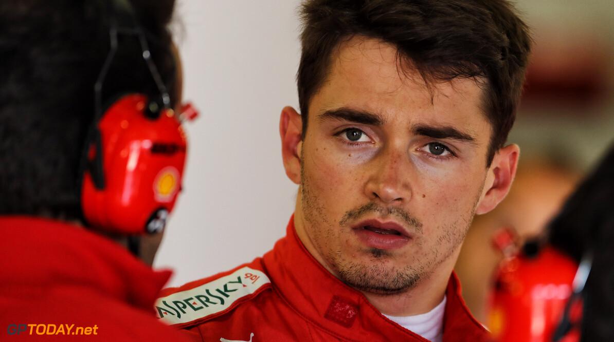 Leclerc ziet dat Ferrari het zwaar heeft op de lange runs