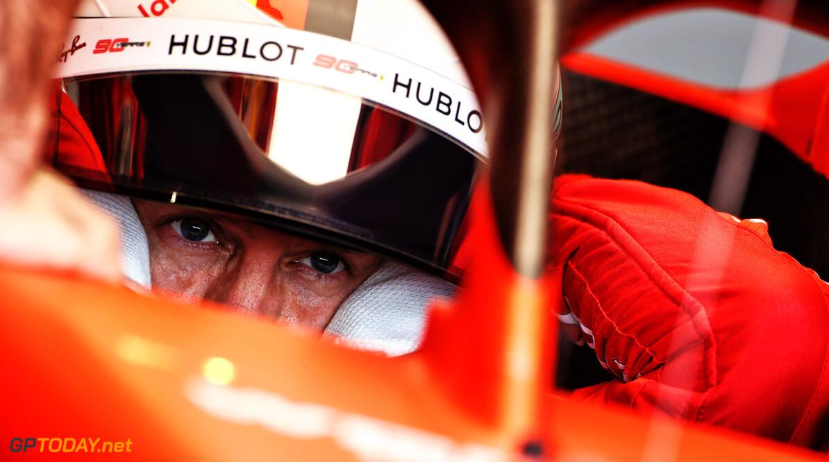 """Vettel: """"Ik heb in Duitsland het een en ander goed te maken na vorig jaar"""""""