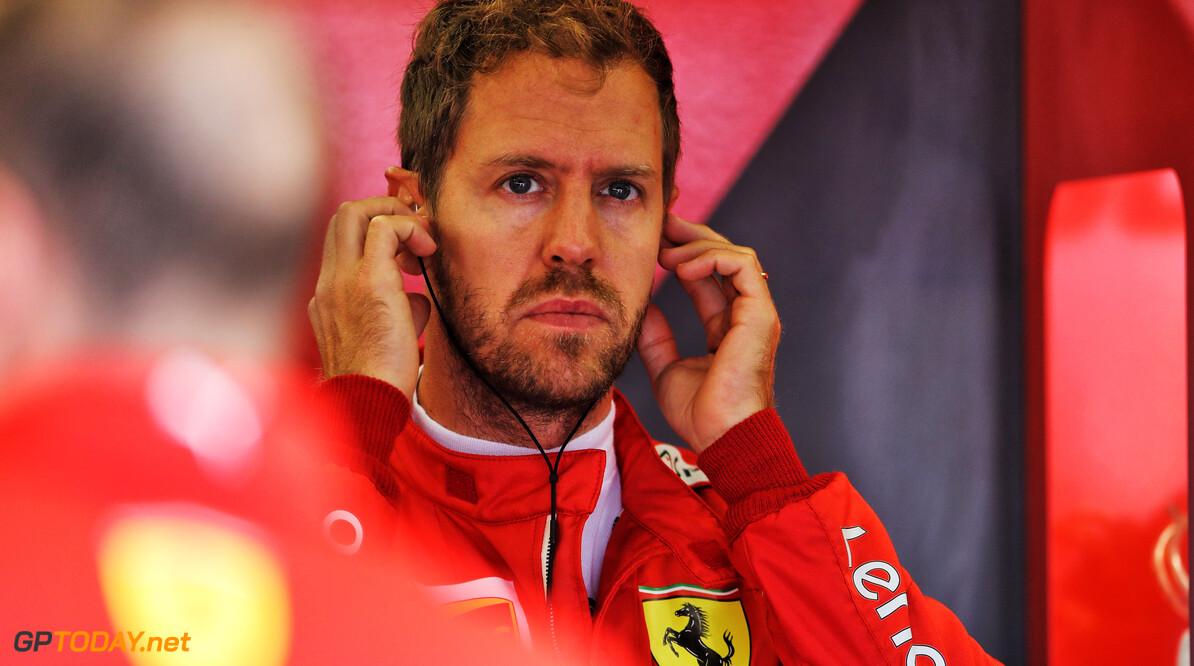 <strong>Video: </strong> Sebastian Vettel biedt excuses aan Max Verstappen